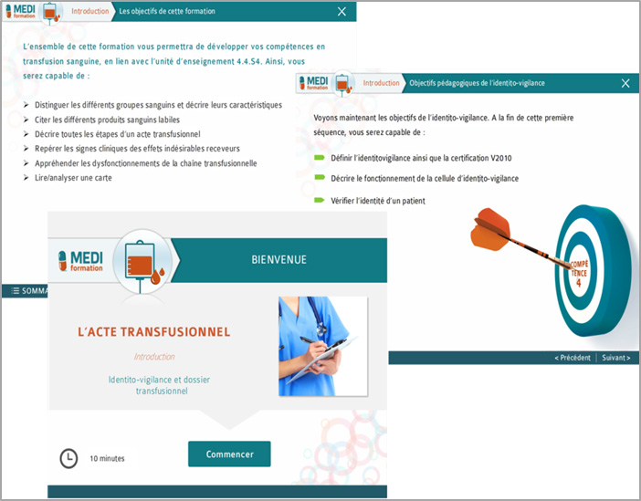Introduction – identitovigilance et dossier transfusionnel