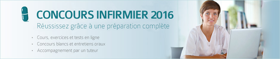 Concours infirmier 2014 !